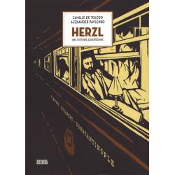 HERZL : UNE HISTOIRE...