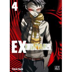EX-HUMANS - TOME 4