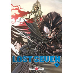 LOST SEVEN - TOME 4