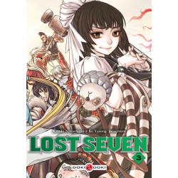 LOST SEVEN - TOME 3