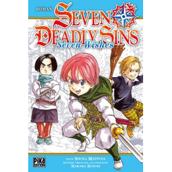 SEVEN DEADLY SINS - TOME 1...