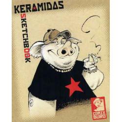SKETCHBOOK KERAMIDAS