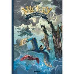 MICKEY (COLLECTION DISNEY - GLÉNAT) - 12 - MICKEY & LA TERRE DES ANCIENS
