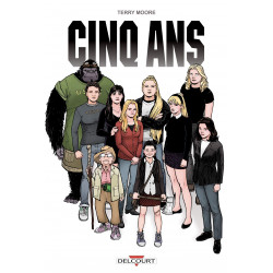 CINQ ANS