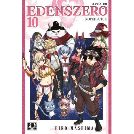 EDENS ZERO - 10 - NOTRE FUTUR