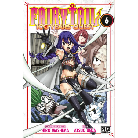 FAIRY TAIL - 100 YEARS QUEST - TOME 6