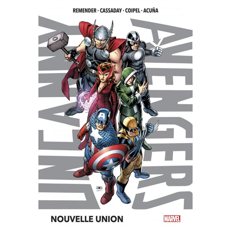 UNCANNY AVENGERS T01 : NOUVELLE UNION