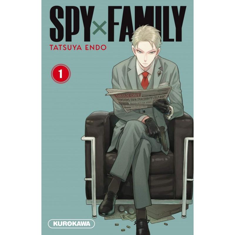 SPY X FAMILY - 1 - VOLUME 1