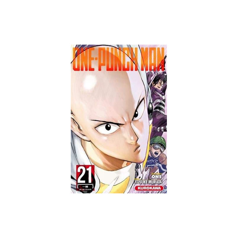 ONE-PUNCH MAN - TOME 21