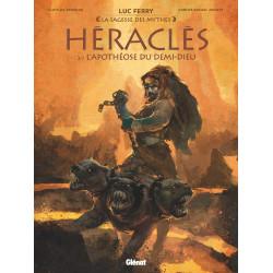 HÉRACLÈS - 3 - L'APOTHÉOSE DU DEMI-DIEU