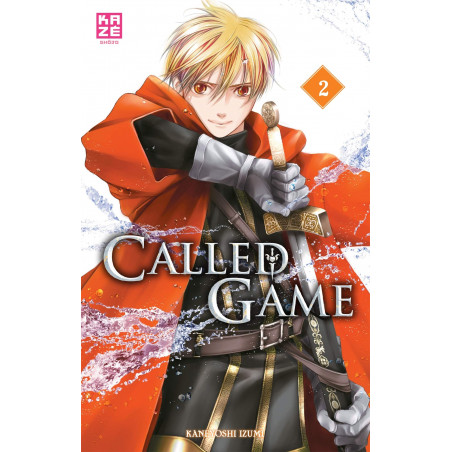 CALLED GAME - TOME 2
