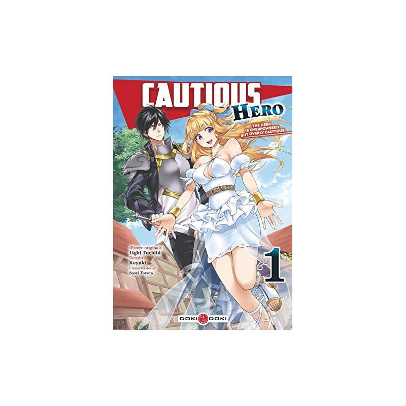 CAUTIOUS HERO - VOL. 01