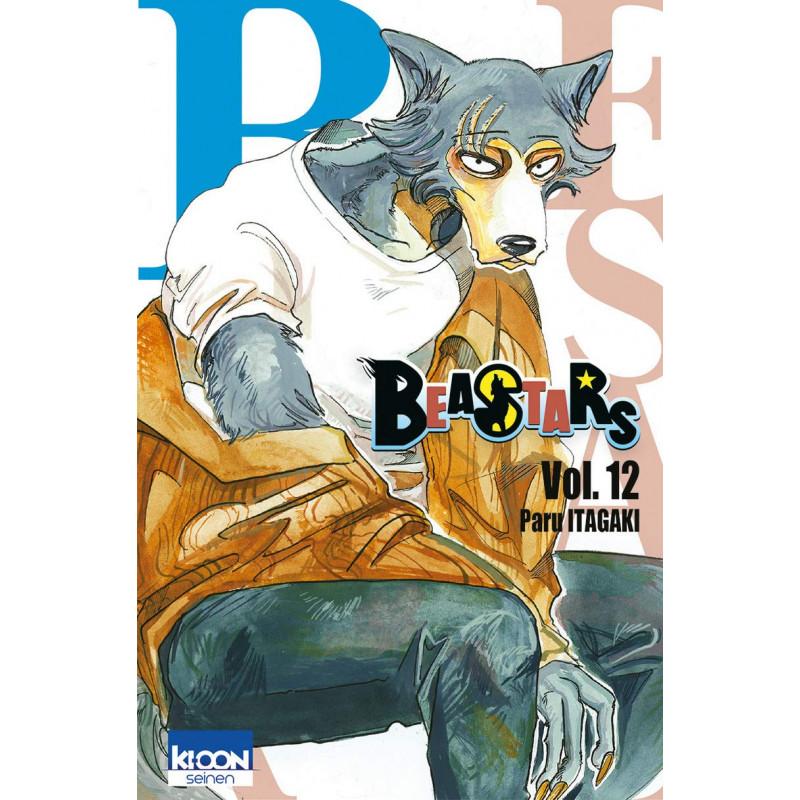 BEASTARS - TOME 12