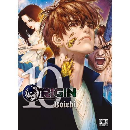 ORIGIN - 10 - VOLUME 10