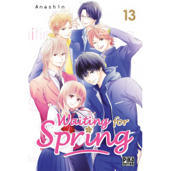 WAITING FOR SPRING T13