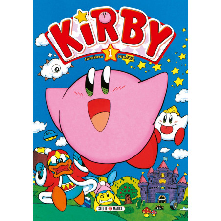 KIRBY - TOME 1