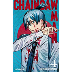 CHAINSAWMAN - TOME 4