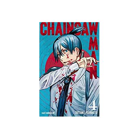CHAINSAWMAN - TOME 4