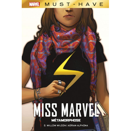 MISS MARVEL : MÉTAMORPHOSE