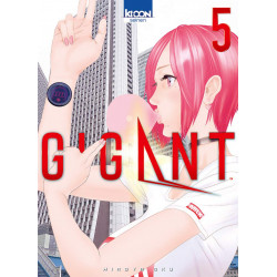 GIGANT - TOME 5