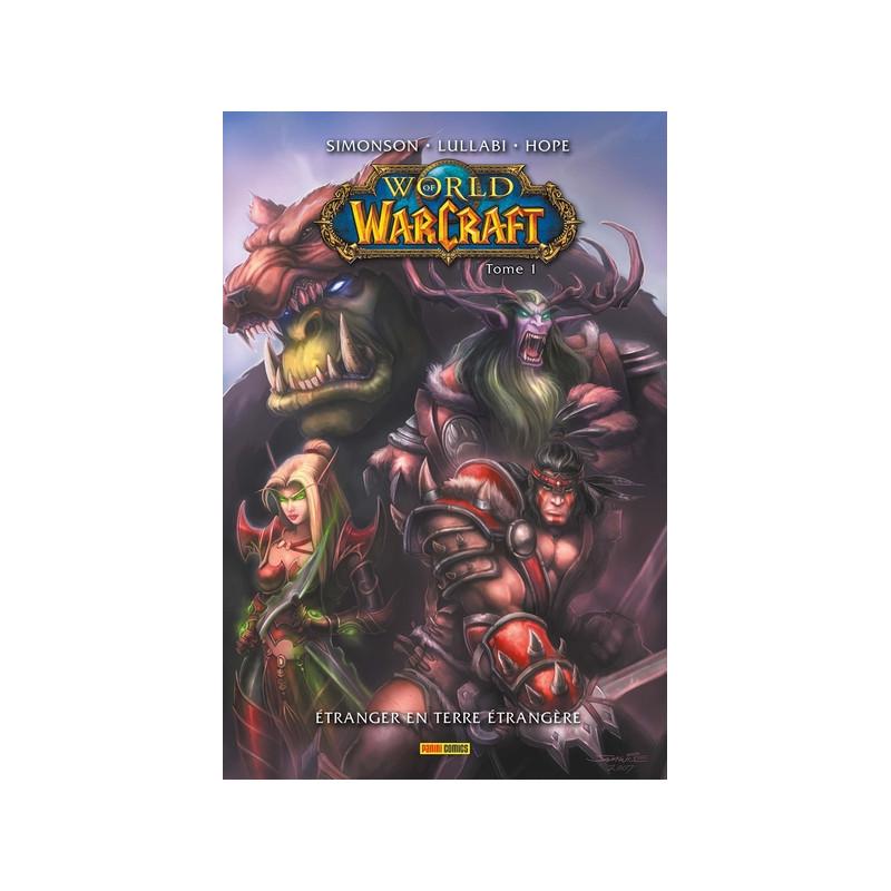 WORLD OF WARCRAFT T01