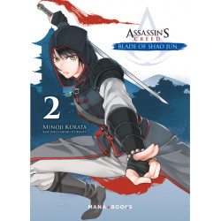 ASSASSIN'S CREED : BLADE OF SHAO JUN - TOME 2