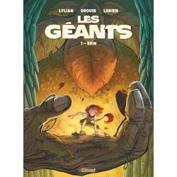 GÉANTS (LES) (LYLIAN, DROUIN) - 1 - ERIN