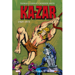 KA-ZAR (L'INTÉGRALE) - 1 -...