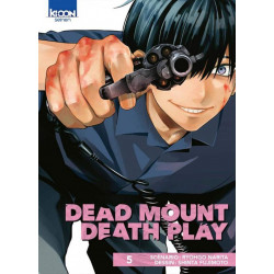 DEAD MOUNT DEATH PLAY - TOME 5
