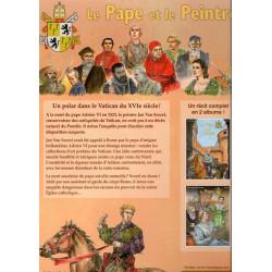 PAPE ET LE PEINTRE (LE) - TOME 2
