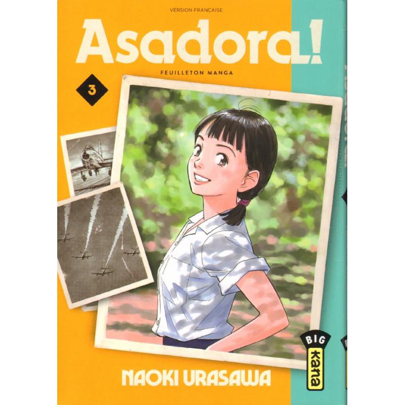 ASADORA ! - TOME 3