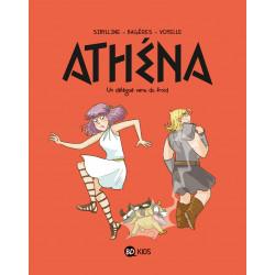 ATHÉNA, TOME 03 - LE DÉLÉGUÉ VENU DU FROID