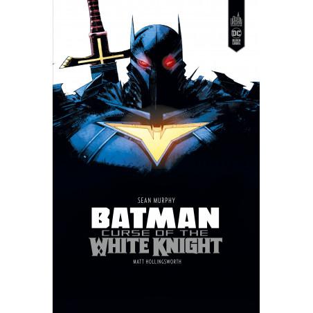 BATMAN - CURSE OF THE WHITE KNIGHT