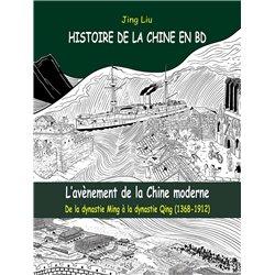 HISTOIRE DE LA CHINE EN BD (VOLUME 4)
