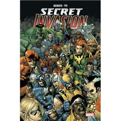 SECRET INVASION (NOUVELLE ÉDITION)