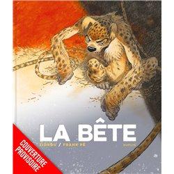 MARSUPILAMI DE FRANK PÉ ET ZIDROU (LE) - 1 - LA BÊTE