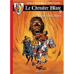 CHEVALIER BLANC (LE) (BD MUST) - 12 - LE TRÉSOR DES CATHARES
