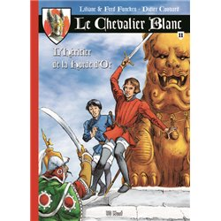 CHEVALIER BLANC (LE) (BD MUST) - 11 - L'HÉRITIER DE LA HORDE D'OR