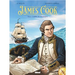 JAMES COOK - TOME 01