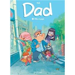 DAD - TOME 1 - FILLES À PAPA (OPÉ JEUNESSE 7?)