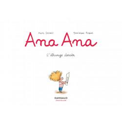 ANA ANA - L'ÉTRANGE DESSIN