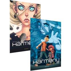 PACK HARMONY T1 + T2 (GRATUIT)