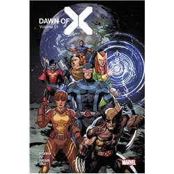 DAWN OF X VOL. 01 (EDITION COLLECTOR)