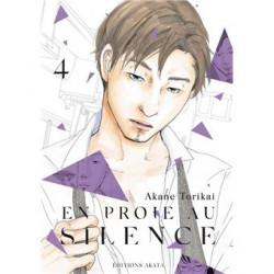 EN PROIE AU SILENCE - TOME 4