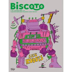 BISCOTO N°87 – LES ROBOTS