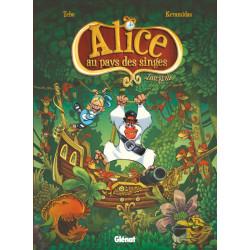 ALICE AU PAYS DES SINGES -...