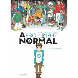 ABSOLUMENT NORMAL  - TOME 1...