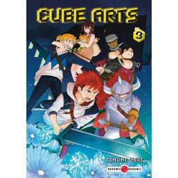 CUBE ARTS - VOL. 03