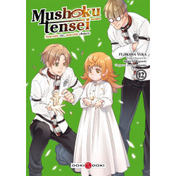 MUSHOKU TENSEI - VOL. 12