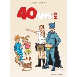 40 ANS EN BD